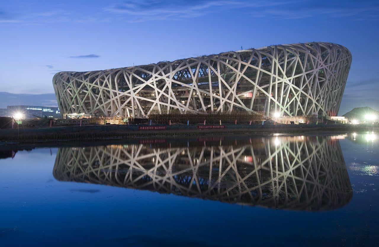 Олимпиада'2008 в Китай. Или сбъдването на архитектурни мечти
