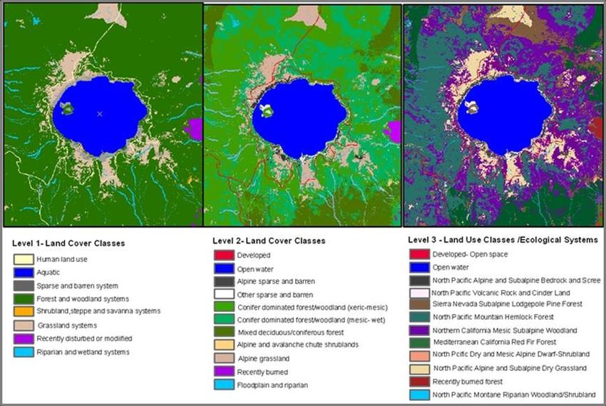 Географските информационни системи и приложението им при управлението на лавинната опасност