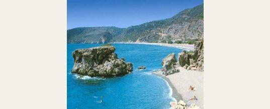 Възстановяване на урбанизирана територия Хераклион, Гърция