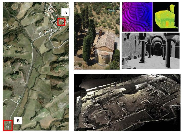 Интегриране на геодезически техники за дигитално документиране на археологически обекти