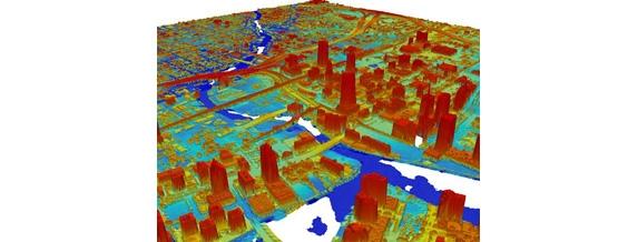 Технологията LiDAR и нейното приложение за наземно 3D лазерно сканиране