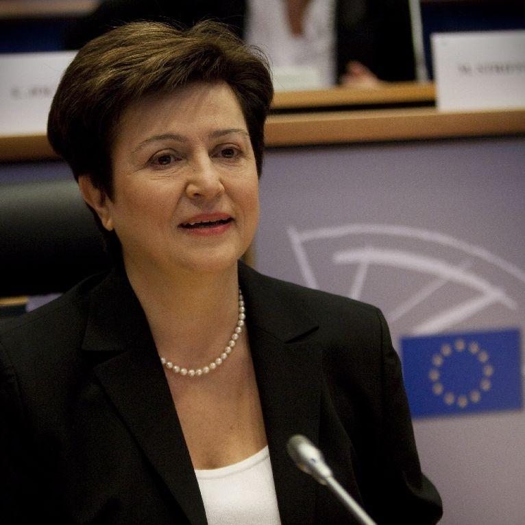 Еврокомисар Кристалина Георгиева: Кризите днес са многопланови