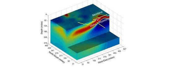 Учени картографираха вулканичната дейност на Йелоустоун