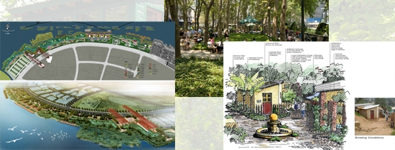 Награди за най-добри проекти на американското общество на ландшафтните архитекти
