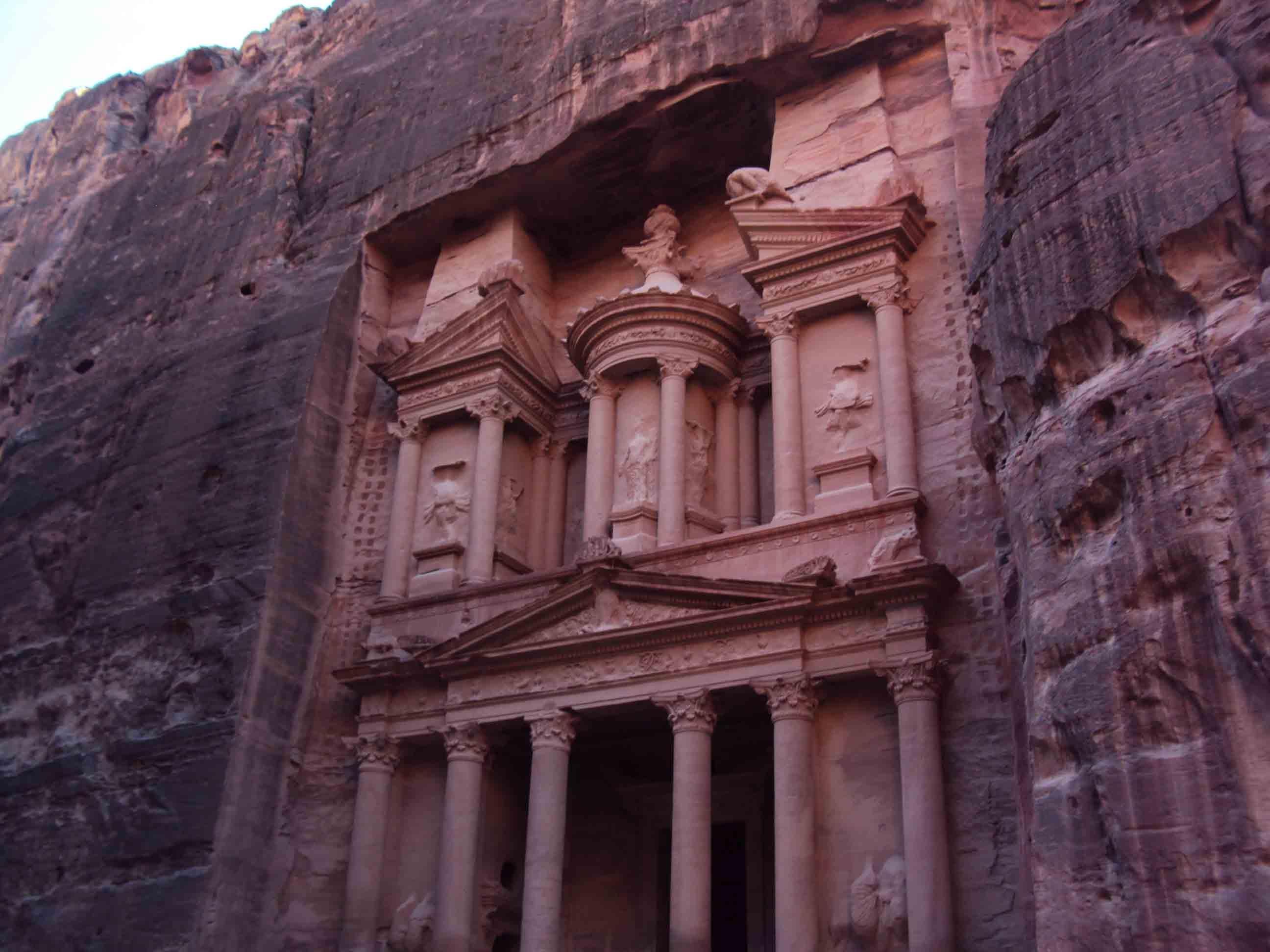 Петра – столицата на загадъчното царство на набатеите