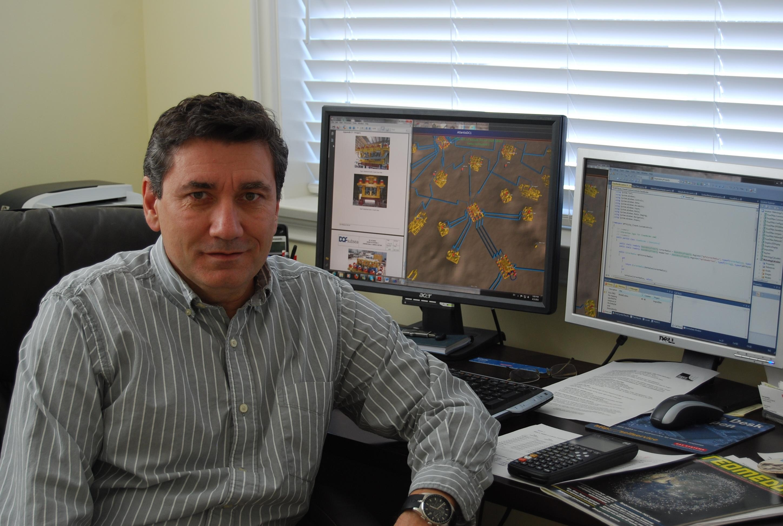 Радослав Гайдаджиев за Канада, Америка, Фукушима и геодезията