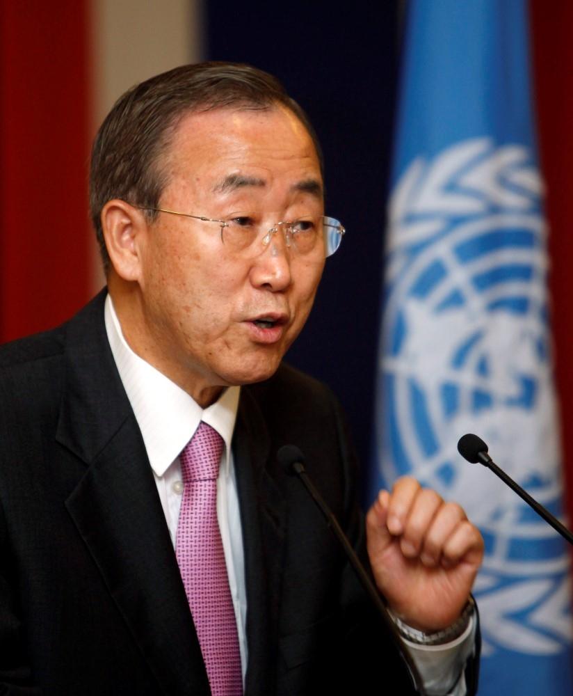 Бан Ки-мун: Ерата на безнаказаността отмина