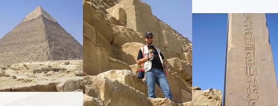 Египет – голямата река пирамидите и пустинята