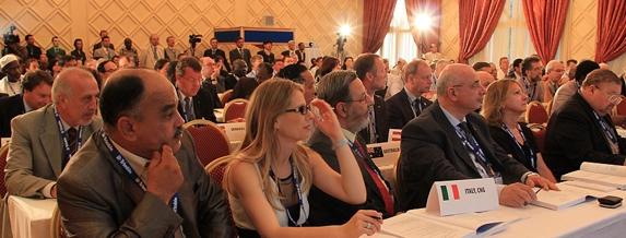 Камарата иска домакинство на Работната седмица на FIG през 2015/2016 г.