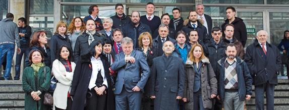 Първа спирка на Observe Caravan – в София през март