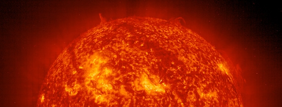 Японски учени подозират появата на четири полюса на Слънцето