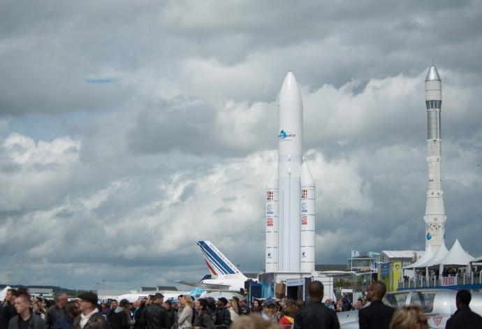 ESA Pavilion Paris Air and Space Show fullwidth Custom