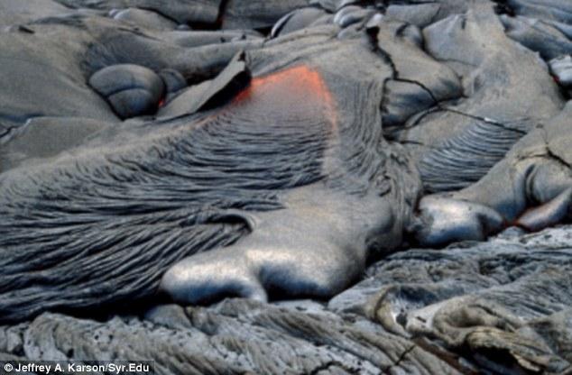 Геолози откриха магмено петно под Северна Америка