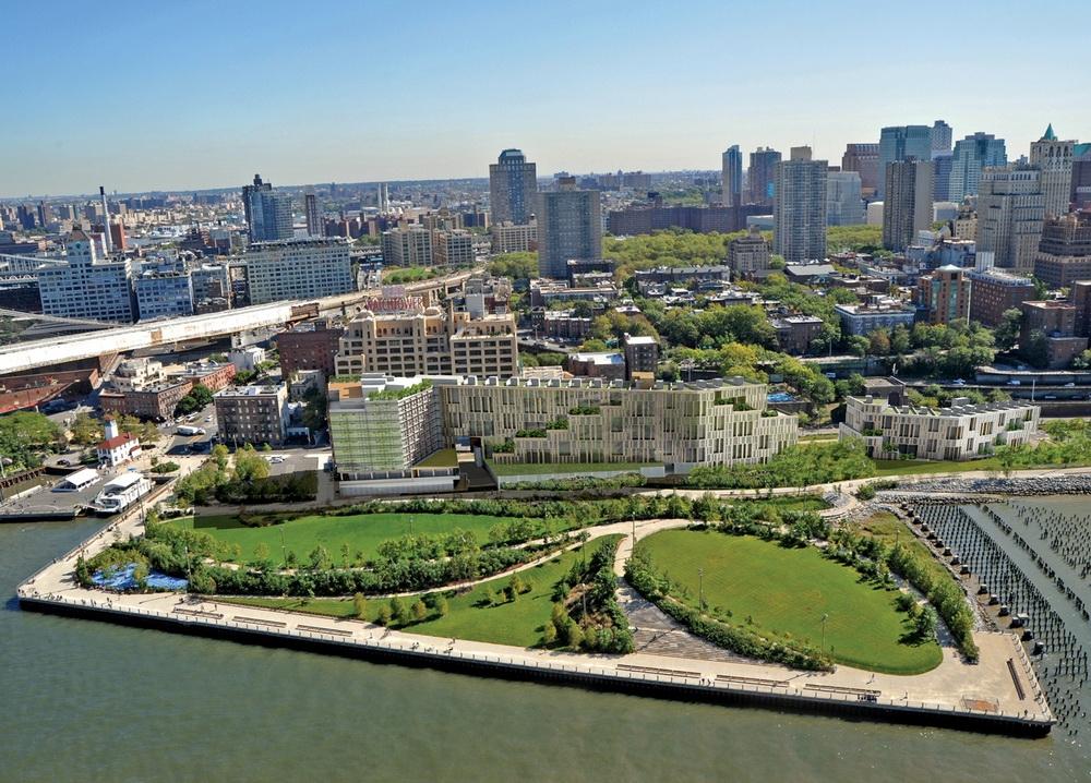 Бруклин се обновява с парк
