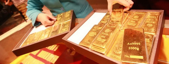 3D лазерно сканиране подсигурява китайска златна мина