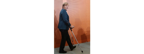 Ангела Меркел иска европейски интернет