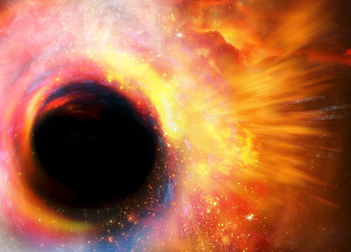 Черните дупки не са това което бяха