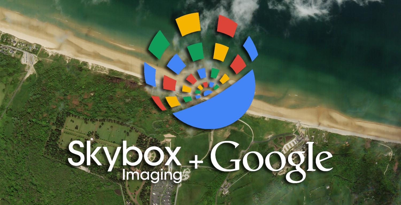 Google купи за $500 милиона компанията за сателитни снимки от Skybox