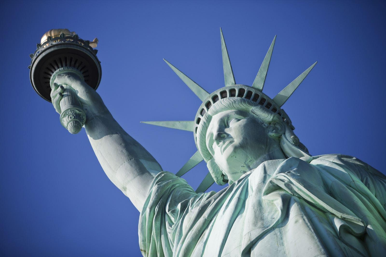 САЩ губят Статуята на свободата