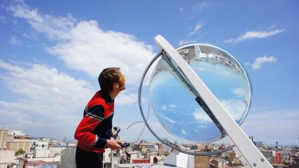 Германец прави сфера с 35% по-ефикасна от слънчевите панели