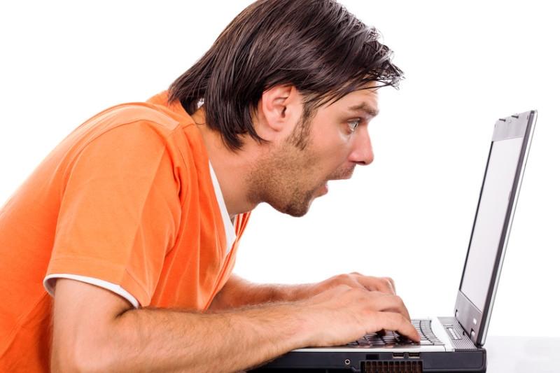 Клавиатура познава дали сме ядосани по ударите на клавишите