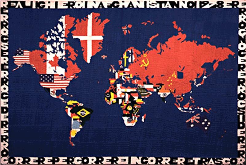 Картата на един художник