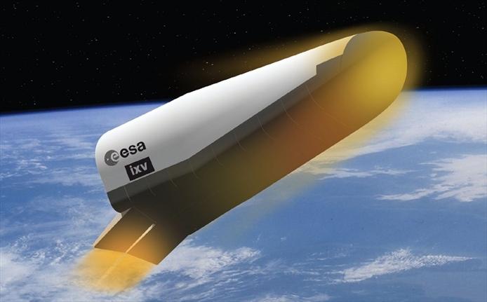 ЕКА подготвя прототип на космическа совалка