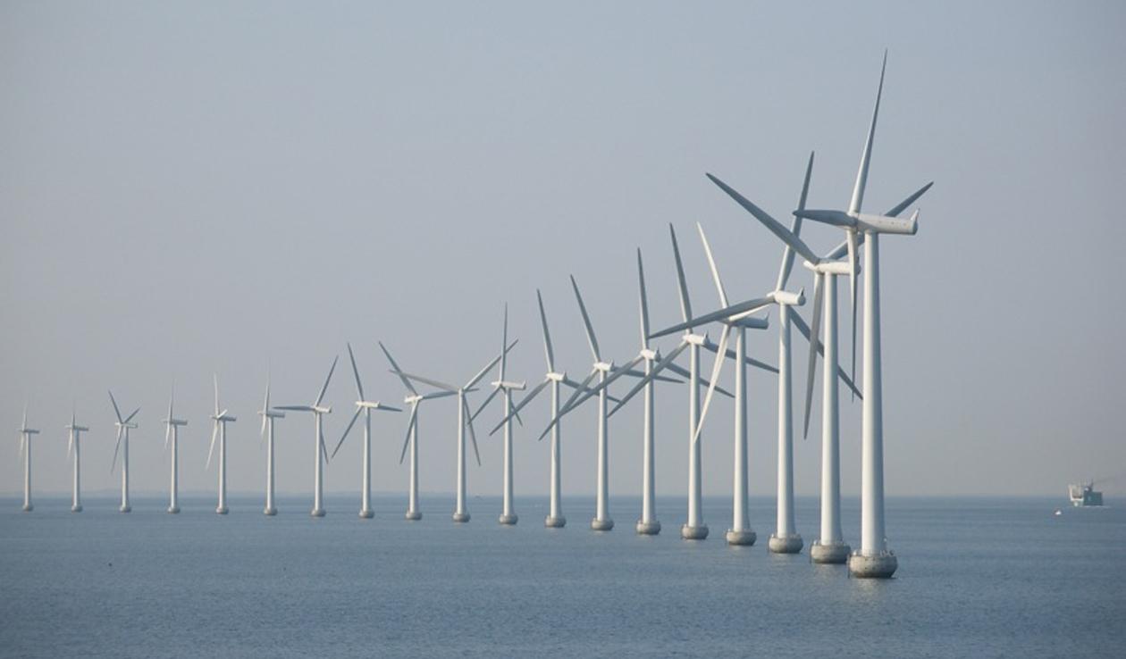 Дания използва вятъра, за да произведе 40% от енергията си