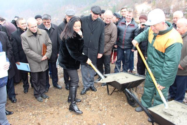 """Възобновено е строителството на язовир """"Пловдивци"""""""