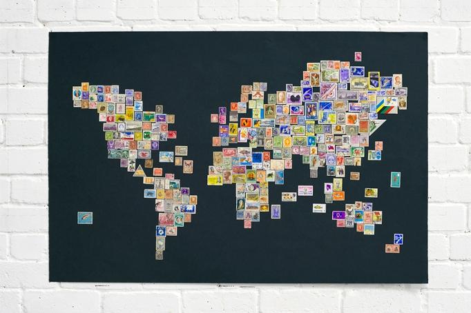 Издават пощенска марка за Международната година на картата
