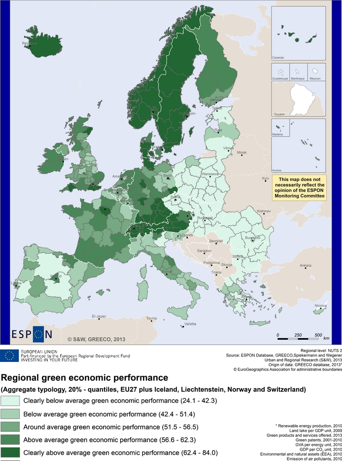 България в програма за сътрудничество  ЕСПОН