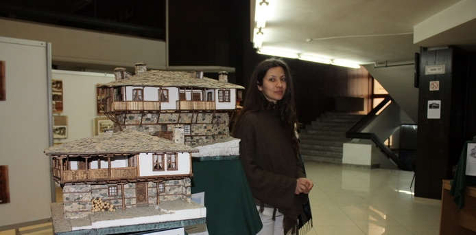 Показват макети на възрожденски къщи във Варна