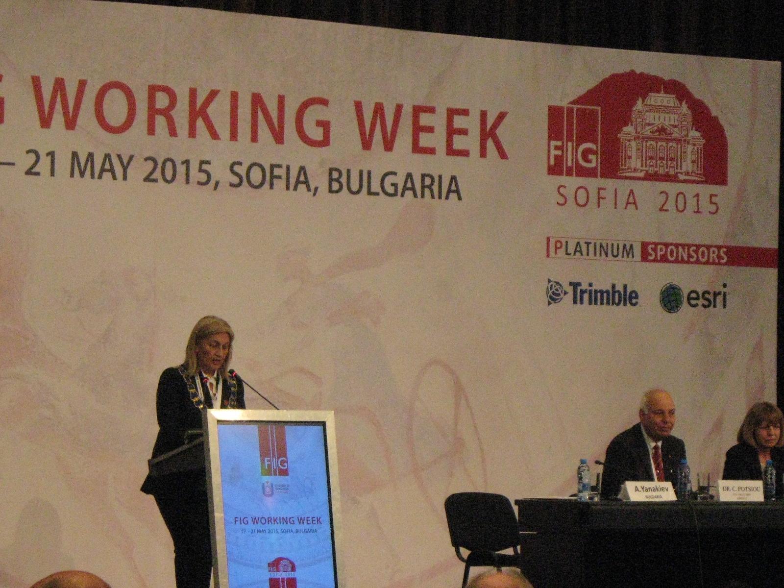 Фандъкова и Нанков откриха работната седмица на FIG