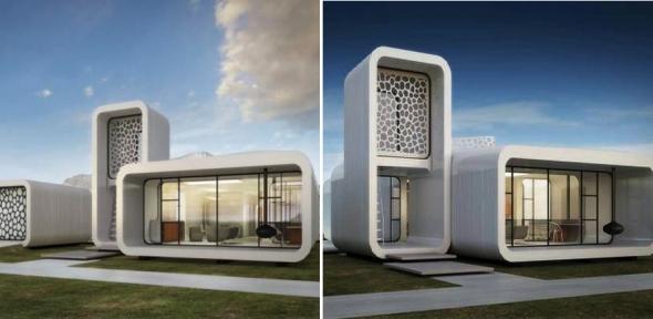 Първата 3D принтирана офис сграда ще бъде в Дубай
