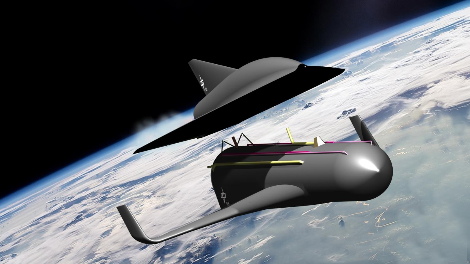Германският аерокосмически център планира суборбитални космически полети за граждански цели