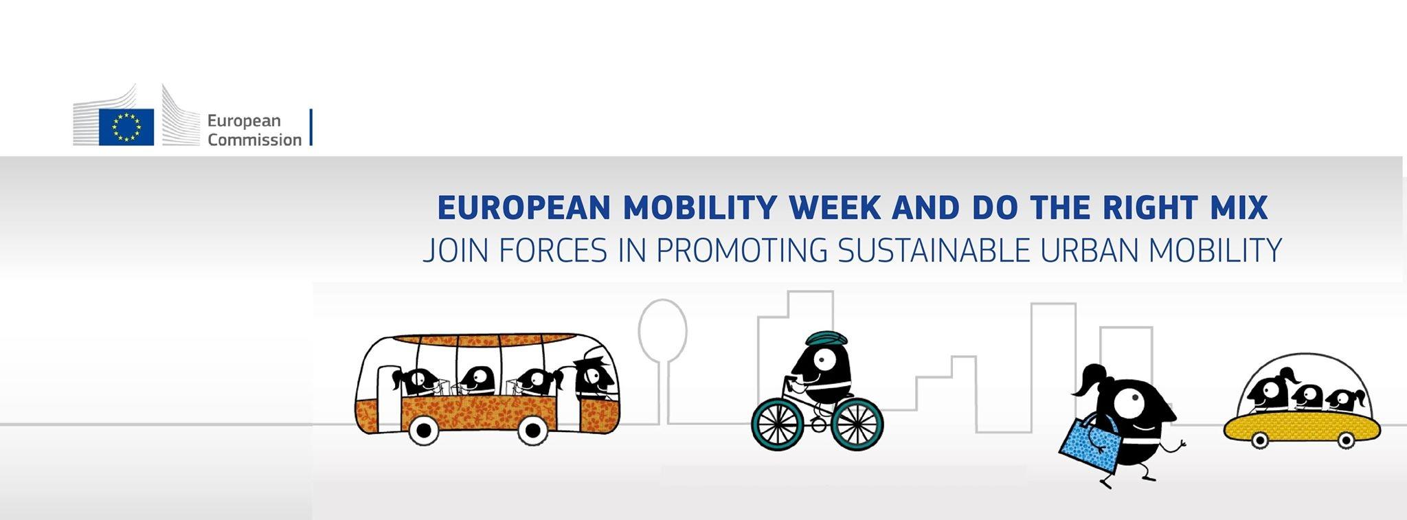 Започна Европейската седмица на мобилността