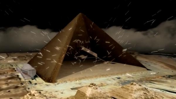 Учени ще изучават пирамидите с помощта на космически лъчи