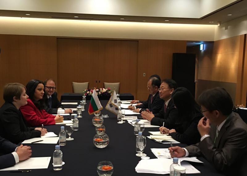 МРРБ може да създаде работна група по кадастъра съвместно с Южна Корея