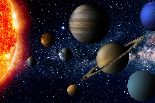 Колко са планетите в Слънчевата система?