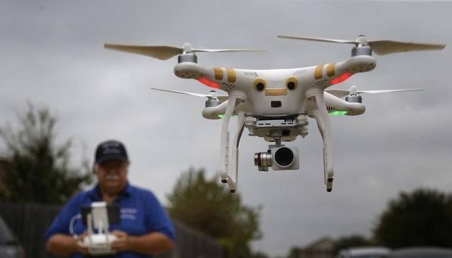 В САЩ операторите на дрони повече от лицензираните пилоти