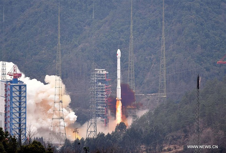 Китайската BeiDou се увеличи с още един спътник