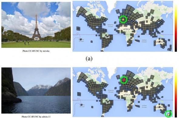 Изкуствен интелект разпознава локацията на снимки