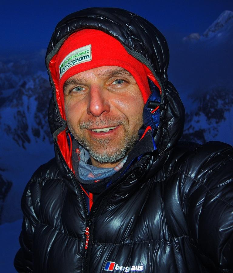Алпинистът Боян Петров ще изкачва още два осемхилядника