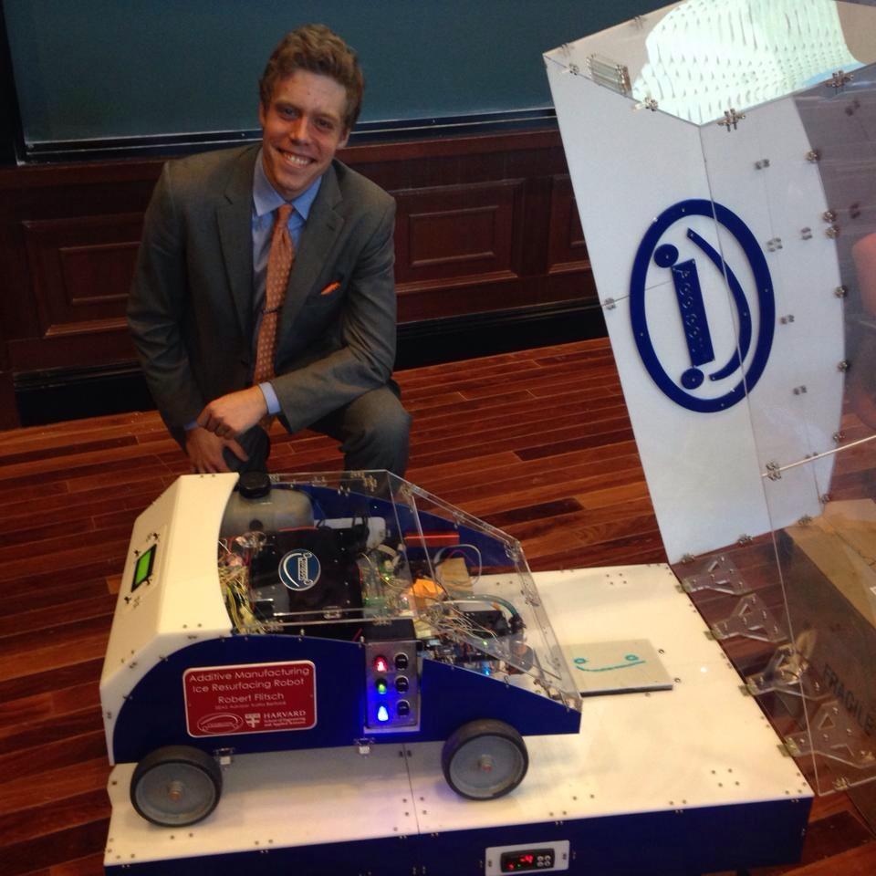 Триизмерен принтер може да запълва дупки по пътищата