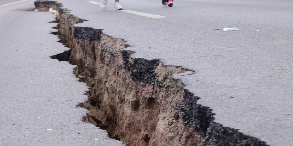 Йонизиране на въздуха предрича земетресения