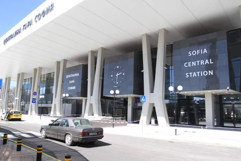 Откриват ремонтираната Централна гара на София
