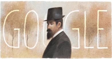 Google отдава почит на поета Пенчо Славейков