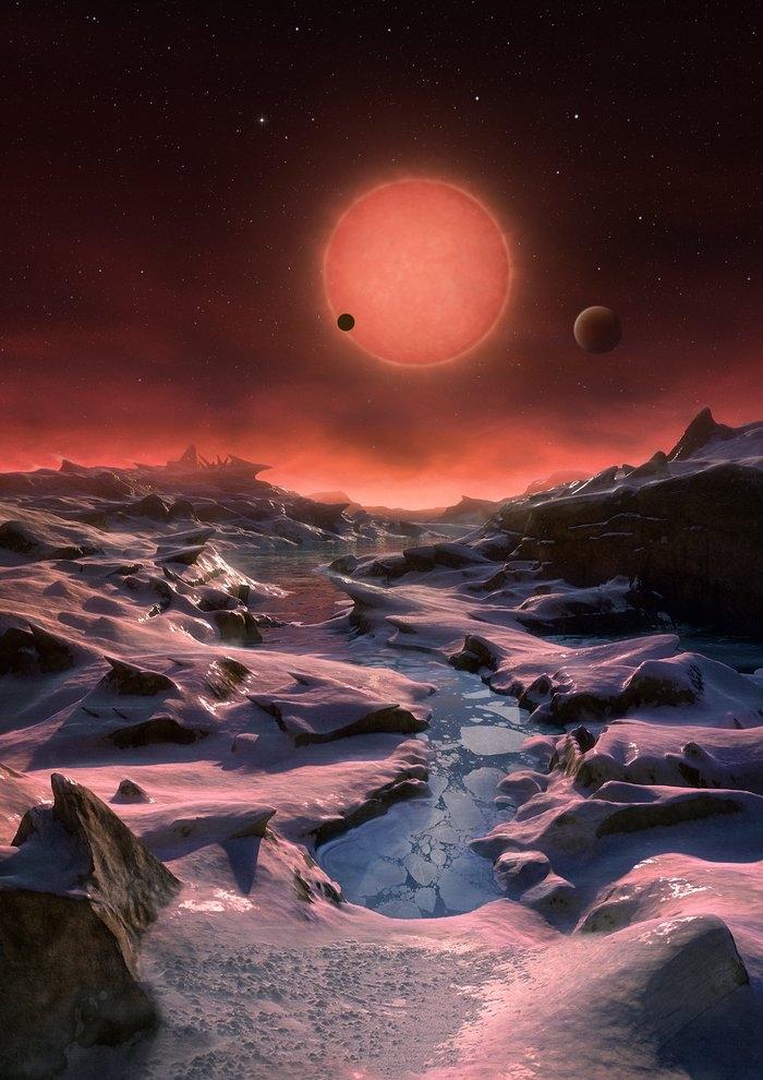 Три потенциално обитаеми планети в съзвездието Водолей