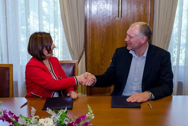 МВР и Теленор с партньорство за ранно известяване на граждани за бедствия и аварии