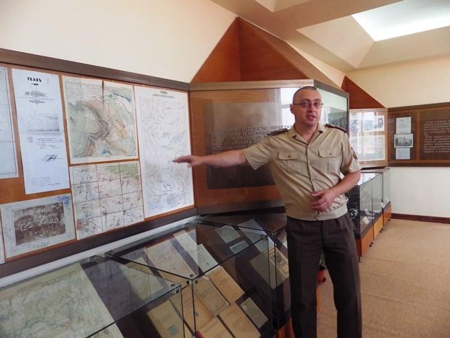 Военният географски център чества 110 години